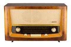 Ретро радио Стоковые Фото