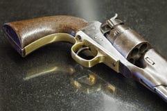 ретро револьвер Стоковое Изображение