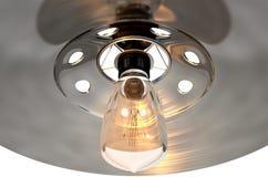 Ретро светлый штуцер Стоковая Фотография RF