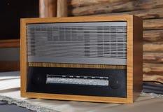 Ретро старое радио Стоковое фото RF