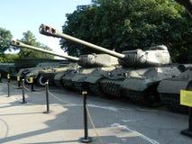 Ретро танки стоковые изображения rf