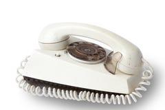 Ретро телефон Стоковое Фото
