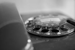 Ретро телефон Стоковые Фото