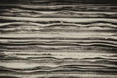 Ретро установка и влияние античных винтажных книг Стоковые Фото