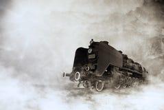 Ретро фантазия перемещения Стоковое Фото