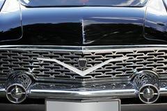 Ретро фронт автомобиля Стоковое Изображение