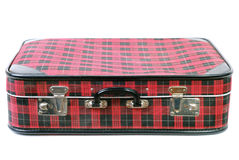 Ретро чемодан Стоковые Фото