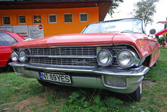 Ретро Cadillac Стоковое фото RF