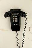 Ретро Grungy телефон Стоковое Изображение RF