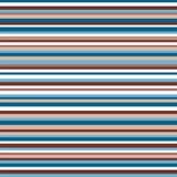 Ретро striped красочная предпосылка иллюстрация вектора