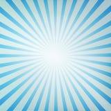 ретро sunburst Стоковое фото RF