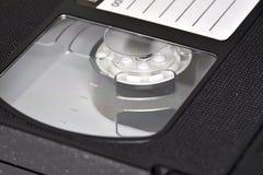 Ретро VHS видео- кассеты Стоковые Фотографии RF