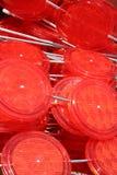 рефлекторы подъездной дороги Стоковое Изображение