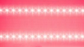 Рефлектор светоизлучающего диода утопил в потолок Стоковое Изображение RF