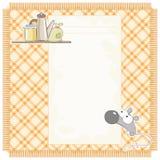 рецепты мыши Стоковое Изображение RF