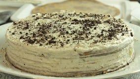 Рецепт торта crape Oreo видеоматериал