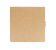 Рециркулируйте пакет картонной коробки Стоковые Изображения RF