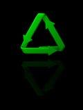рециркулируйте символ Стоковые Фотографии RF