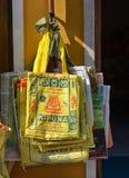 Рециркулированные сумки Стоковое Изображение