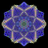 Рециркулированный дизайн искусства дыма Стоковая Фотография