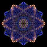 Рециркулированный дизайн искусства дыма Стоковые Фотографии RF