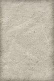 Рециркулируйте бумажное с белого дополнительного образца текстуры Grunge виньетки грубого зерна скомканного Стоковое Изображение
