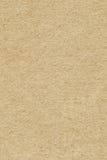 Рециркулируйте бумажный желтый дополнительный образец текстуры Grunge грубого зерна Стоковые Изображения RF