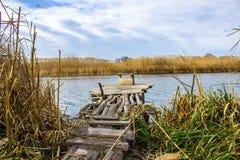 Речная вода Стоковое Фото