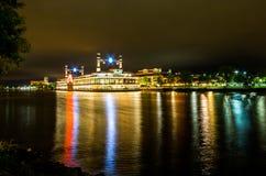 Речное судно Elgin Стоковое Фото
