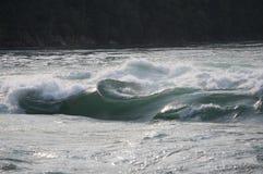 Речные пороги ущелья Ниагары Стоковая Фотография