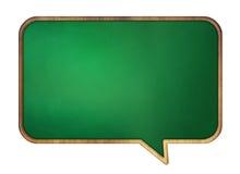 речь стола пузыря Стоковая Фотография RF