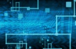 Решения информационной технологии Стоковое Изображение