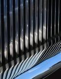решетка автомобиля отражательная Стоковые Фото