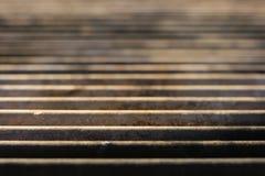 решетка барбекю Стоковая Фотография