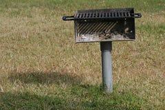 Решетка в парке Стоковое Изображение RF