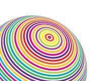 решетка глобуса Стоковое фото RF