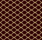 Решетка золота Стоковые Фото