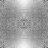 Решетка динамических линий Плавно repeatable картина сетки Disto иллюстрация штока