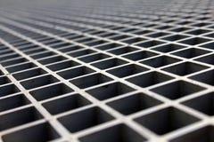 Решетка металла в солнце стоковая фотография rf