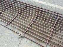 Решетка металла стоковое изображение