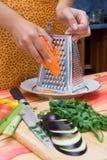 решетка моркови Стоковая Фотография