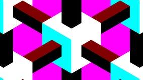 решетка ободренная кубиком Стоковые Изображения RF