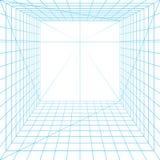 Решетка перспективы Стоковое фото RF
