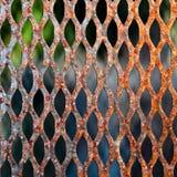 решетка ржавая Стоковое Изображение RF