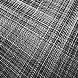 Решетка, сетка динамических линий сложной формы Абстрактное геометрическое trelli иллюстрация вектора