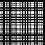Решетка, сетка пересекая линий абстрактный monochrome предпосылки Стоковые Фотографии RF