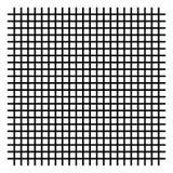 Решетка, сетка, пересекая линии изолированные на белизне иллюстрация штока
