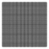 Решетка, сетка, пересекая линии изолированные на белизне бесплатная иллюстрация