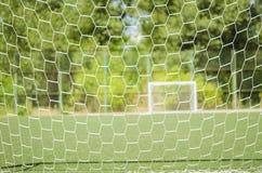 Решетка футбола Стоковое Изображение RF
