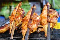 решетка цыпленка Стоковое Изображение RF